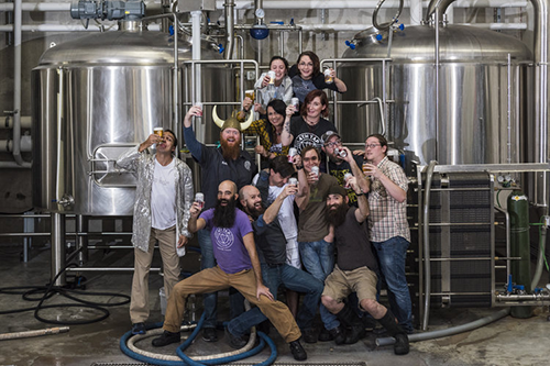 4th Tap, a small worker-owned brewery in Austin, TX, is among an emerging crop of worker cooperatives thriving in a changing marketplace. [photo courtesy 4th Tap]