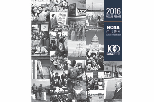 Click through to download NCBA CLUSA's 2016 Annual Report.
