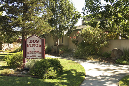 The Dos Pinos Housing Cooperative is preserving affordability for low- and moderate-income households in Davis, California. [photo: Neighborhood Partners, LLC]
