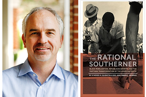 Quentin Kidd is an author of The Rational Southerner: Black Mobilization, Republic Growth and Partisan Transformation of the American South.